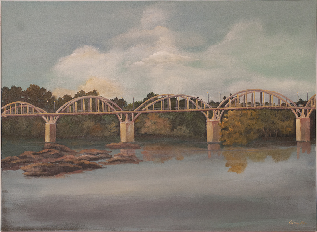Shirley Esco: Bridge Over the Coosa