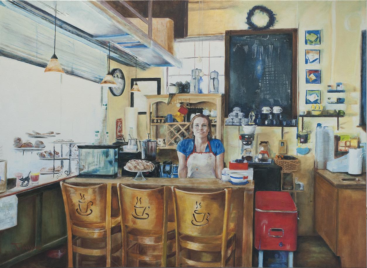 Teresa Wayne: Good Coffee