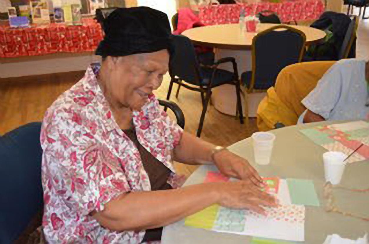 ECAG Senior Center A