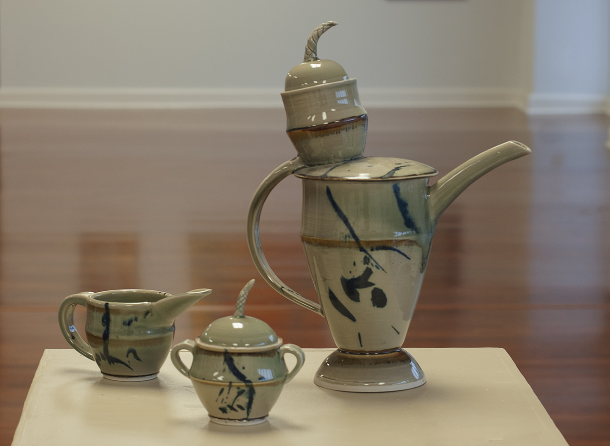 Stephen Cappelli: Second Place, Coffee Service