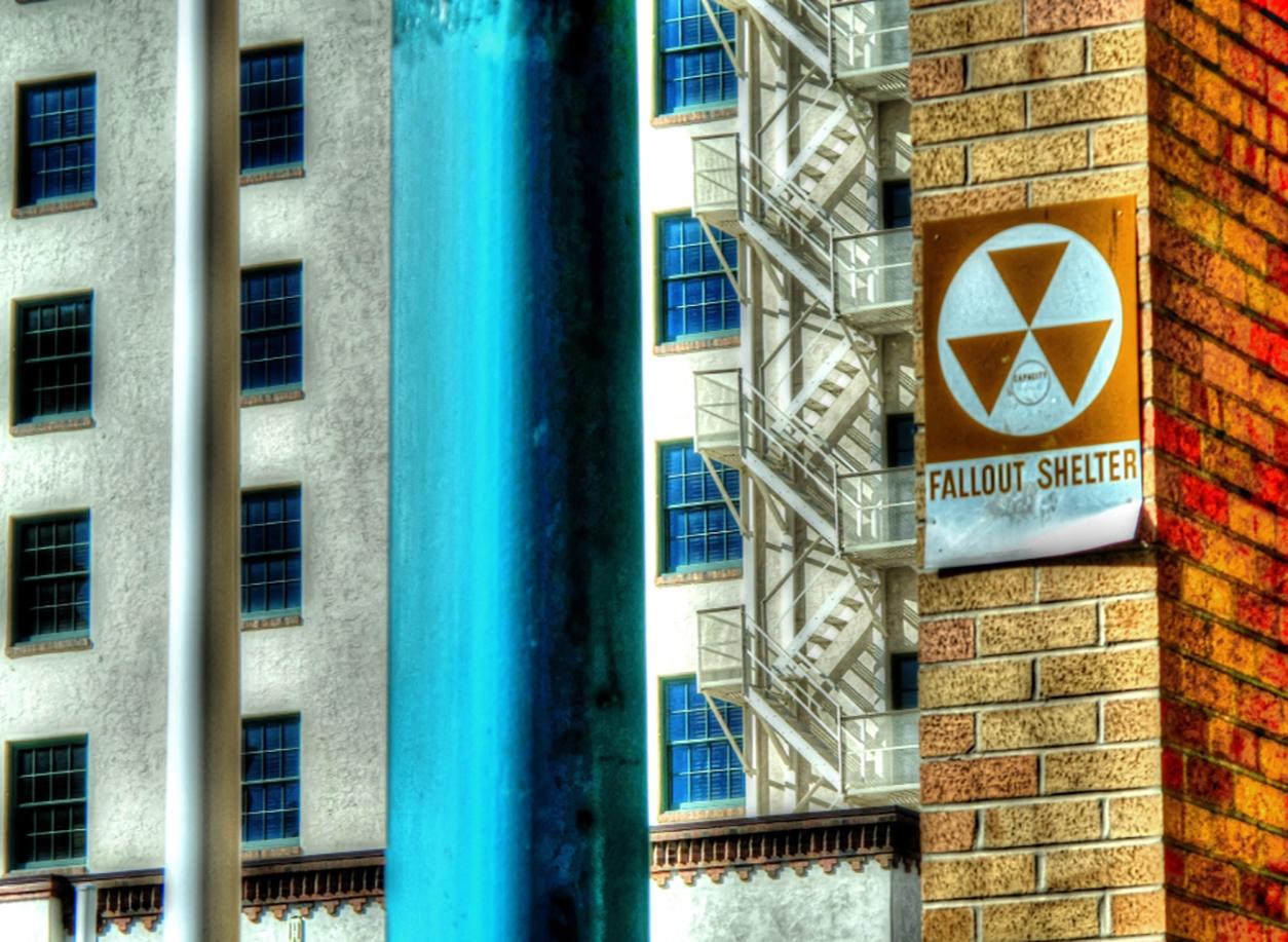 Libby Christensen: Third Place, Vertical Fallout