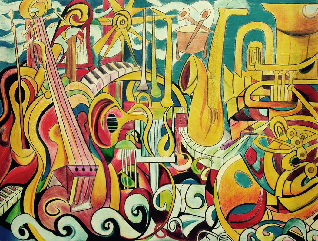 Katrina Vance, Music