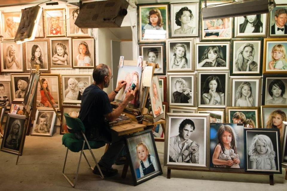 artist-in-his-workshop
